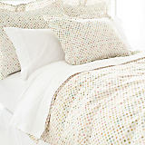 Pine Cone Hill Watercolor Dots Duvet & Sham