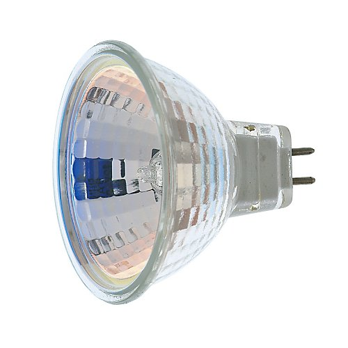 Satco Wide Flood No-Lens Halogen Reflector Bulb