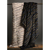 M.Patmos Knitted Fur Throw