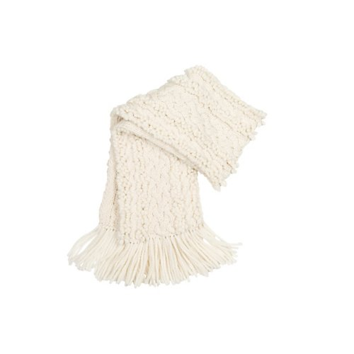 M.Patmos Cable Scarf