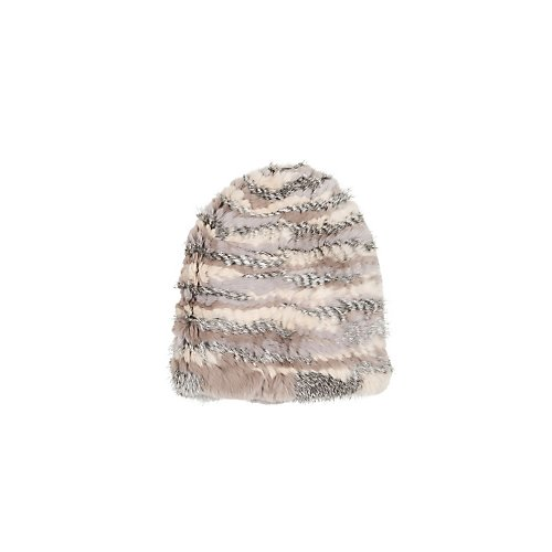 M.Patmos Knitted Fur Hat