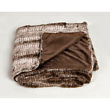 Sofro Soft Croco Large Throw