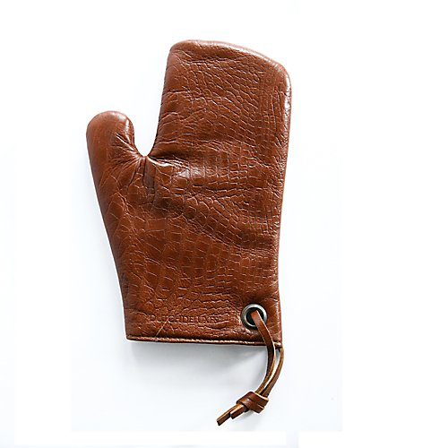 Dutch Deluxes Ultimate Leather Oven Mitt
