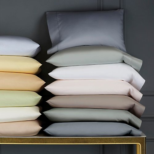 Sferra Celeste Pillowcase Pair