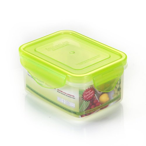 Kinetic Cookware Go Green Rectangular Food Storage Container