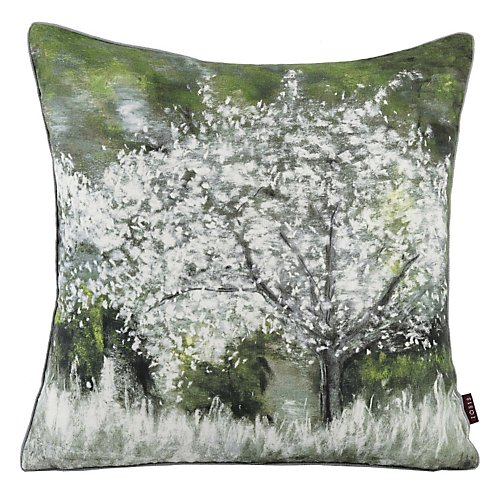 Iosis Saison Decorative Pillows by Yves Delorme
