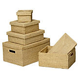 Gracious Home Tula Stacking Box