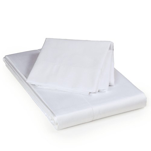 Gracious Home Luxury Bedding Royal White Italian Pillowcase