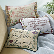 Sentiments Pillows