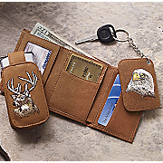 Wildlife 3 Piece Wallet Set