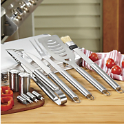 11 piece Personalized Bbq Tool Set