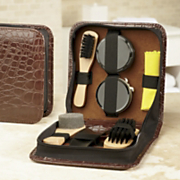 7 piece Shoe Shine Kit