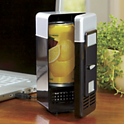 Usb Heating and Cooling Mini Fridge