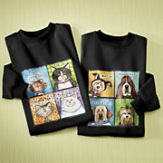 Pet Lovers Sweatshirt