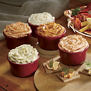 Seafood Cheese Spreads