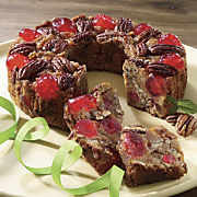 No Sugar Added Fruitcake