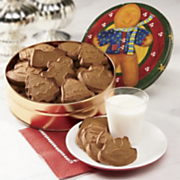 Gingerbread Spice Cookies 1