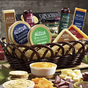 Ready To Party Food Gift Basket