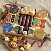 Flavor packed Powerhouse Cheese and Sausage Gift