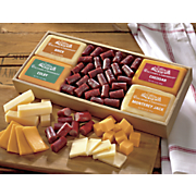 The Little Nibbler Cheese and Sausage Gift