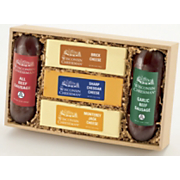 Cheese and Sausage Gift Box