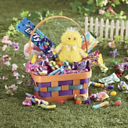 Chickadee Easter Basket