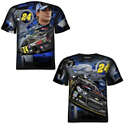 jeff gordon 24 aerodynamic sublimated tee