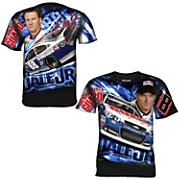 dale earnhardt jr 88 aerodynamic sublimated tee