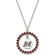 Jeff Gordon 24 Spirit Pendant