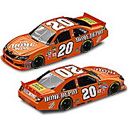 Joey Logano 20 Home Depot 124 Scale Die cast