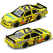 Paul Menard 27 124 Scale Die cast