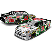 Dale Earnhardt Jr 88 Diet Dew 124 Scale Die cast