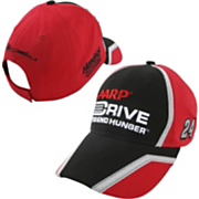 Jeff Gordon 24 Dteh aarp Official Pit Cap