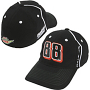 Dale Earnhardt Jr 88 Backstretch Fit Cap