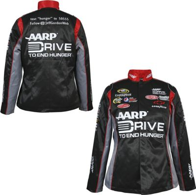 Jeff Gordon 24 Ladies Offical Replica Uniform Jacket