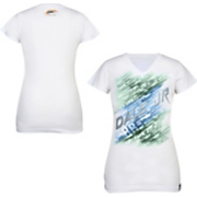 Dale Earnhardt Jr 88 Ladies Lightning Tee