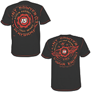 clint bowyer 15 alliance tee