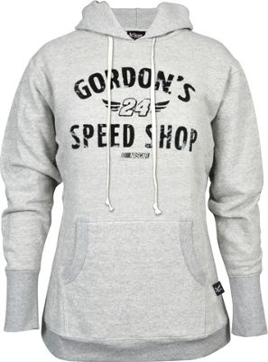 Jeff Gordon 24 Ladies Speed Shop Terry Hoodie