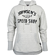 Jimmie Johnson 48 Ladies Speed Shop Terry Hoodie