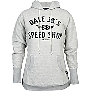Dale Earnhardt Jr 88 Ladies Speed Shop Terry Hoodie