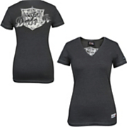 Dale Earnhardt Jr 88 Ladies Crest Tee