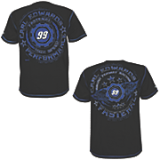carl edwards 99 alliance tee