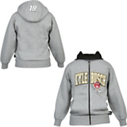 Kyle Busch 18 Youth Big Number Hoodie