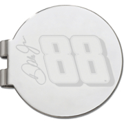 Dale Earnhardt Jr 88 Laser Etched Money Clip