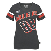 Dale Earnhardt Jr 88 Ladies Varsity V neck Jersey