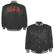 Dale Earnhardt Jr 88 Varsity Letterman Jacket