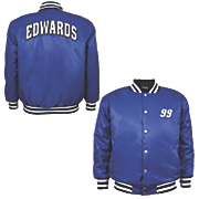 Carl Edwards 99 Varsity Letterman Jacket