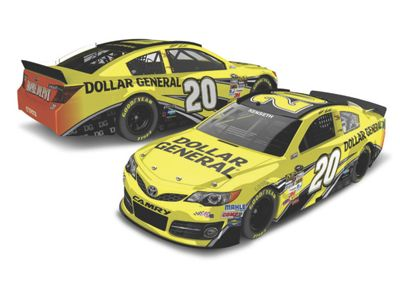 matt kenseth 20 dollar general 2013 1 24 scale die cast