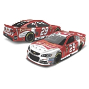 kevin harvick 29 2013 1 24 scale die cast