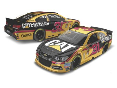 jeff burton 31 2013 1 24 scale die cast